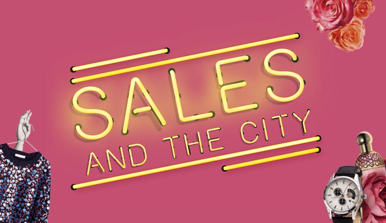 SALES & THE CITY
