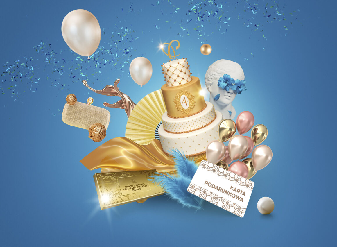 Urodzinowa loteria! 4444 nagród do wygrania!